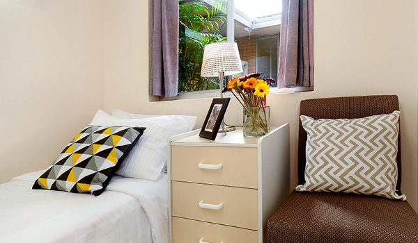Pendle Hill Aged Care Single Room